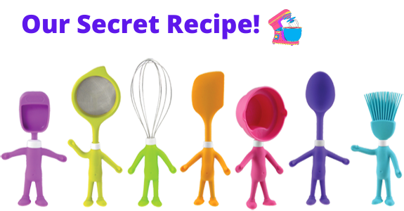 Our Secret Recipe!